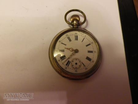 Duże zdjęcie Herb Trąby -zegarek z herbem