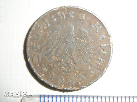 10 pfennig 1943 A