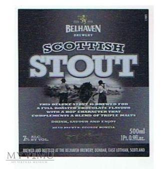 BELHAVEN -scottish stout