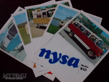 Prospekt NYSA 521