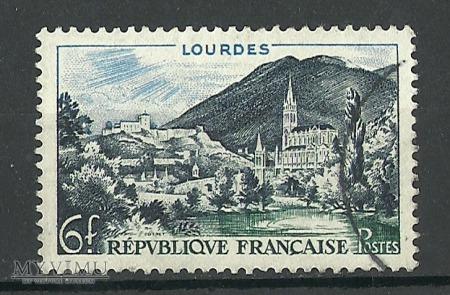 1954. Lourdes