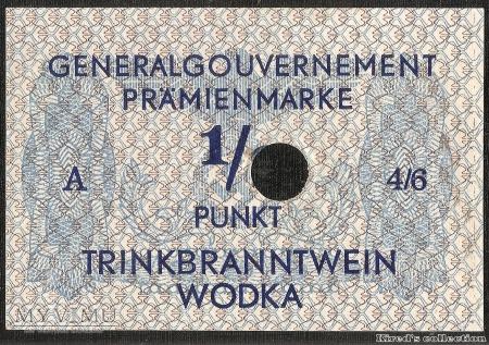 4/6 - 1/2 punkta (Trinkbranntwein/Wódka) - Siedlce