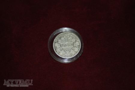 1 marka 1876 Ag A