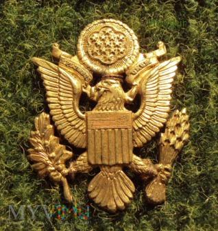 US Army: godło na czapkę