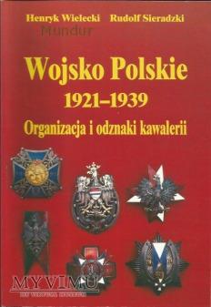 Wojsko Polskie 1921-39 odznaki kawalerii