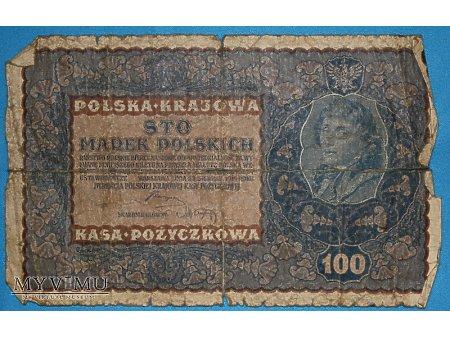 100 Marek Polskich 1919