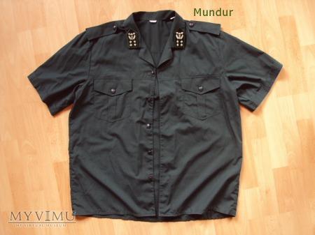 Bluza męska Służby Celnej z krótkim rękawem