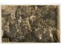 Ojców - turyści wracają do Ojcowa - 1946 rok