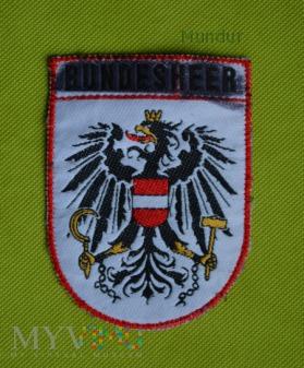 Austryjacka oznaka BUNDESHEER