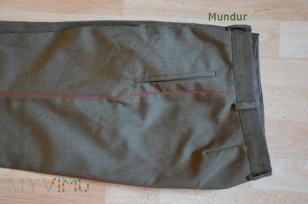 OS SR: vojenské kalhoty