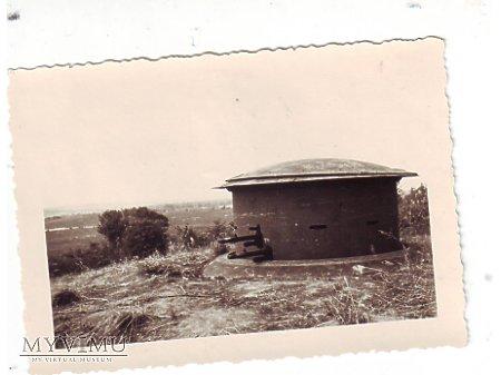 1940. Bunkier pod Verdun