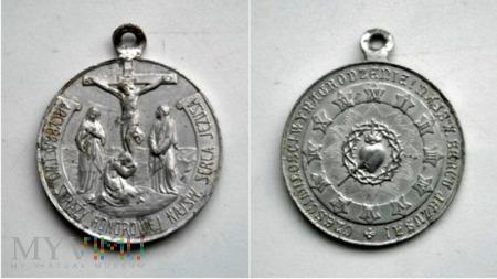 Medalik Arcybractwa Straży Honorowej