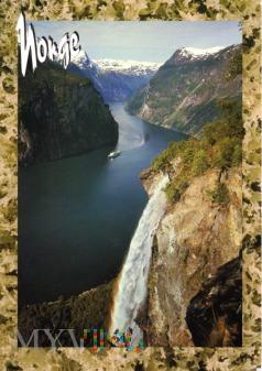 Norwegia - Geiranger