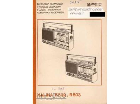 Instrukcja serwisowa radia HALINA