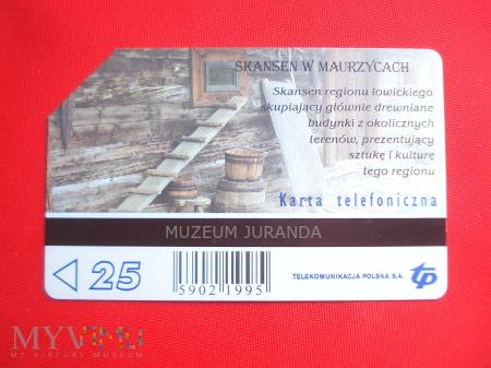 Karta magnetyczna 1386