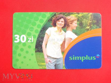 Simplus 30 zł.(6)