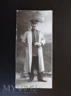 Duże zdjęcie Portret żolnierza