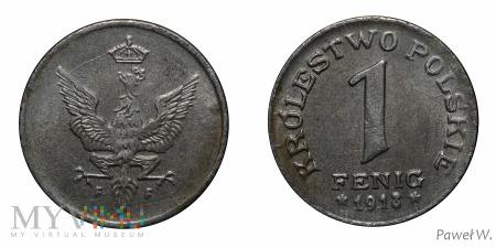 1918 1 fenig