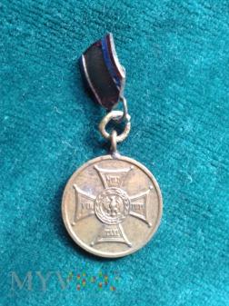 Miniaturka Medalu Zasłużonym na Polu Chwały