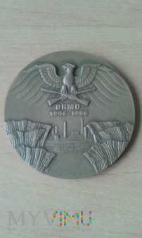 medal ORMO 1946-1986