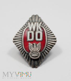 Odznaka WKDO