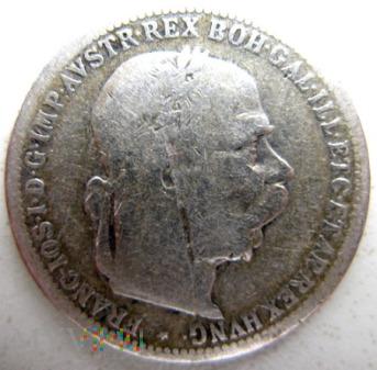 1 korona 1894 r. Austria (austro-węgry)