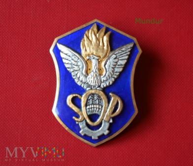 Odznaka pamiątkowa - Szkoły Oficerów Pożarnictwa