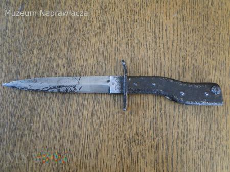 Nóż okopowy-bagnet Niemcy 1 wojna światowa.