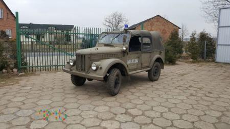GAZ 69A Komandor