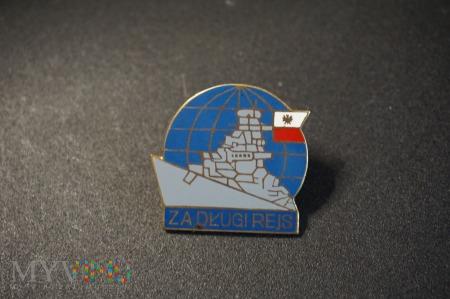 Duże zdjęcie Pamiątkowa odznaka - Za Długi Rejs