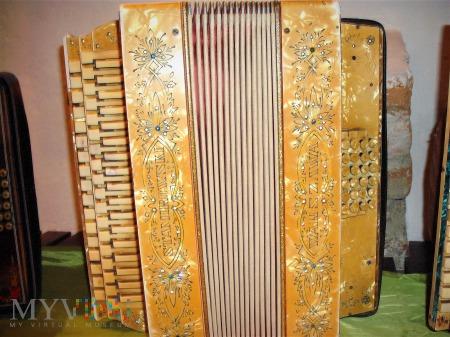 Duże zdjęcie polska harmonia trzyrzędowa