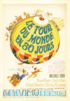 Duże zdjęcie LE TOUR DU MONDE EN 80 JOURS