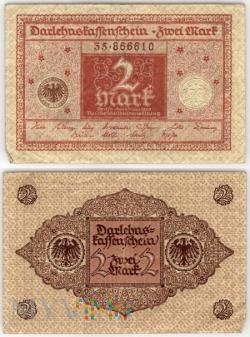 Niemcy, 2 marki 1920r.