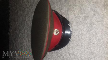 Radziecka czapka ZSRR