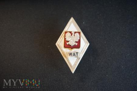 Odznaka Akademii Wojskowej - WAT