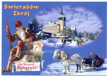 Karkonosze - Riesengebirge - Duch Gór - Rübezahl