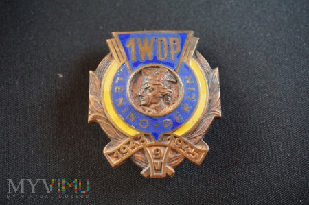 Odznaka Kościuszkowska - prywatna inicjatywa ?