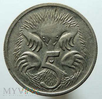 Australia 5 centów 2005