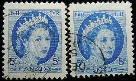 Kanada 5c Elżbieta II