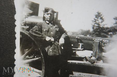 My artylerzyści - niemcy