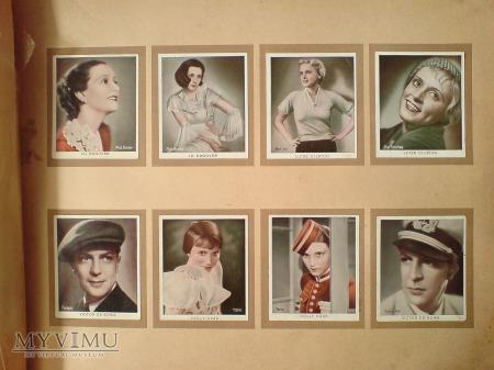 Haus Bergmann Farb-Filmbilder Lil Dagover 57 i 58