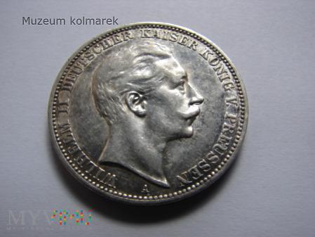 3 marki 1909 r. A