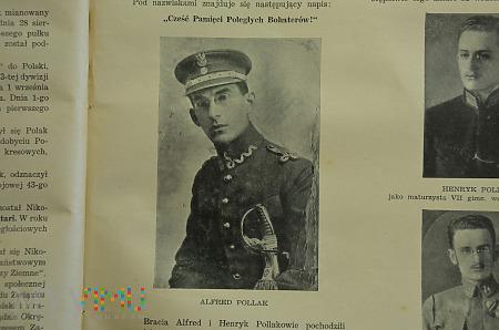 Żydzi bojownicy o niepodległość Polski