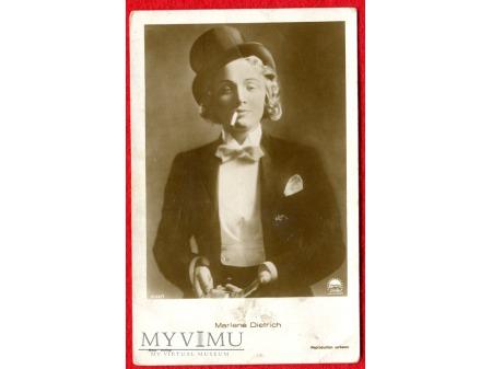 Marlene Dietrich Verlag ROSS 5126/1