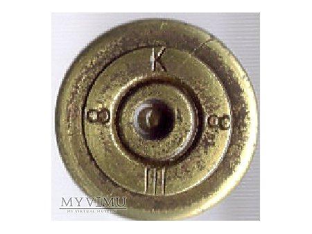 Berdan 11mm Rosja Carska