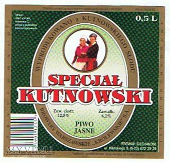 specjał kutnowski