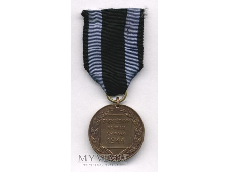 Duże zdjęcie Medal zasłużonym na polu chwały 1944