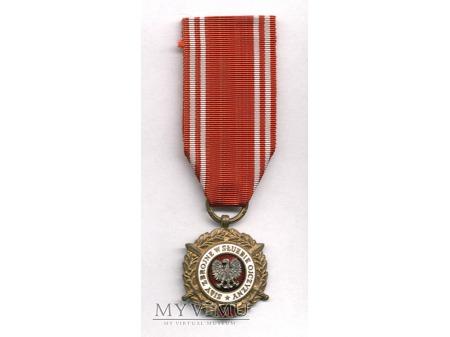Medal Siły Zbrojne w Służbie Ojczyzny-brązowy