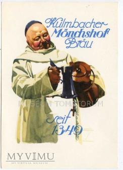 Duże zdjęcie Monk Friar Mönch capucin zakonnik - degustacja 10
