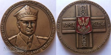 017.NIEDŹWIADEK-Gen.Bry.Leopold Okulicki.Wersja II